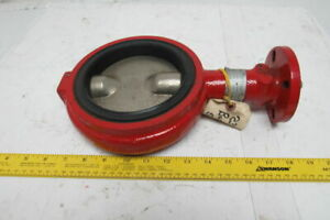 Flow Line Series 70 5 Wafer Type Butterfly Valve Epdm Seal