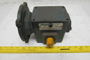Falk 1154mlom1a Right Angle Worm Gear Box Speed Reducer 30 1 Ratio