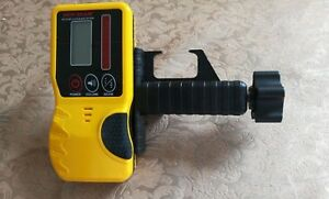 Laser Detector For Laser Level For Leica 9v Battery Incl Geomax Topcon