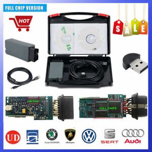 Full Chip Odis V3 0 3 Oki Bluetooth Obd2 Protocol Vag Diagnostic Tool Fo Vw Audi