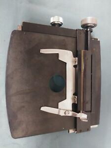 American Optical Spencer Microscope Primary Stage Specimen Holster Lab Art Md