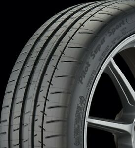 Michelin 13251 Pilot Super Sport 255 40 18 Xl Tire