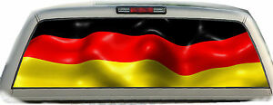 Flag German 01 Rear Window Vehicle Graphic Tint Truck Stickers Decals