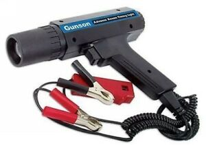 Gunson Timing Light With Advance Feature Replaceable Xenon Flash Tube
