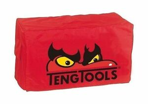 Teng Tools Top Box Toolbox Cover Red Suitable For 3 4 6 Drawer Toolboxes