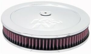 K N Filters 60 1170 Custom Air Cleaner Assembly