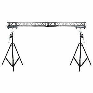 Global Truss Sq mobile sys Complete St 132 Crank Stand Trussing System