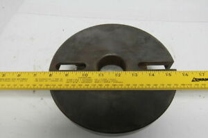 8 Lathe Center Face Plate D1 4 Camlock Mounting