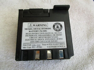 Snap On Battery Pack For Modis Diagnostic Scanner Eaa0273b05a