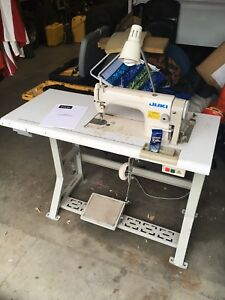 Juki Ddl 8700 Mechanical Sewing Machine local Pickup Only