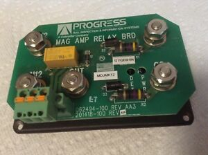 Progress 062494 100 Rev A41 Mag Amp Relay Dragging Equipment Detector 201418 100
