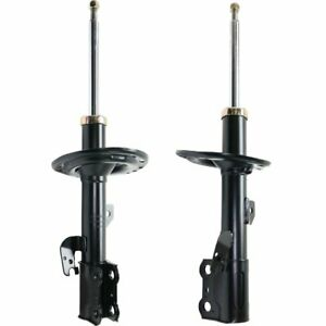 Shocks For 2007 2008 2009 2010 Toyota Sienna Fwd Twin Tube Front Left