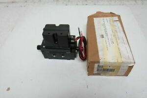 Parker Ss40103701 2 Pos Detented Double 120v Solenoid Operated Valve 20 120psi