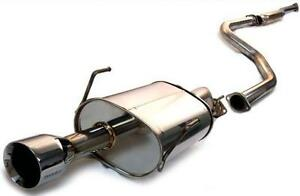 Tanabe T70017 Medalian Exhaust Medalion Touring