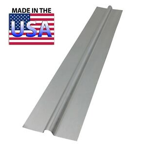 100 2 Ft Aluminum Heat Transfer Plates For 1 2 Pex Pex Guy