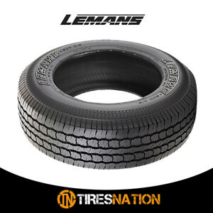 1 lemans 245 70r16 107t Suv White Letters High Performance Tires