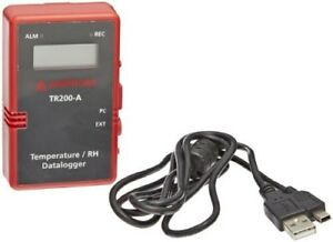 Amprobe Tr200 a Temperature And Relative Humidity Data Logger