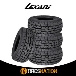 4 New Lexani Terrain Beast At 275 60r20 119h Xl All Terrain Performance Tires
