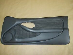 93 96 Firebird Trans Am Door Panel Graphite Cloth Rh 1231 10