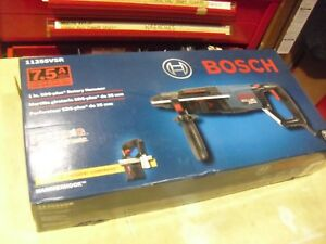 Bosch Sds Plus Rotary Hammer Model 12555vsr
