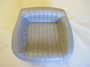 93 95 Firebird Trans Am Tan Leather Rear Lower Seat Bottom 1121 15