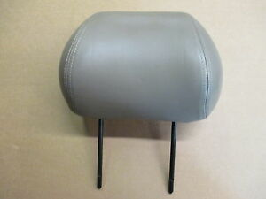 96 Trans Am Gt Convertible Tan Leather Front Seat Headrest Head Rest 0728 24