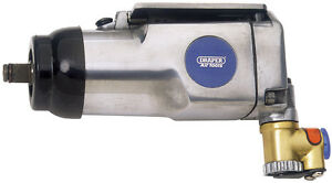 Genuine Draper 3 8 Square Drive Butterfly Type Air Impact Wrench 55110