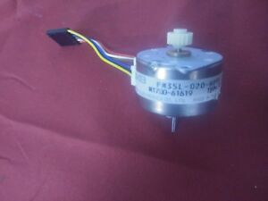 Minebea Pm35l 020 hp03 Motor Mini Angle Stepper For Hp Philips Pagewriter Xli