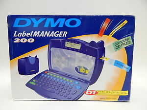 Dymo Label Manager 200 New