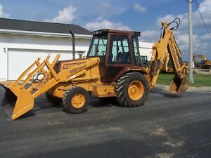 94 Case 580 Super K Backhoe