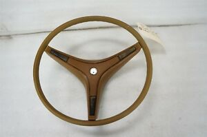 1971 1974 Plymouth Road Runner Steering Wheel 3575267 Nice Oem 16 ak1
