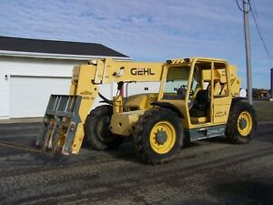 98 Gehl Dl 6h44 Telescopic Forklift
