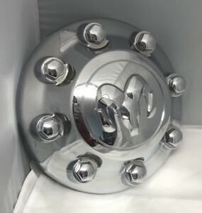 2014 2018 Dodge Ram 2500 Truck Center Wheel Hub Cap Chrome Factory Original