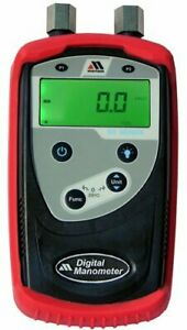 Meriam Zm101 20 M101 Handheld Digital Manometer With 0 1 Accuracy
