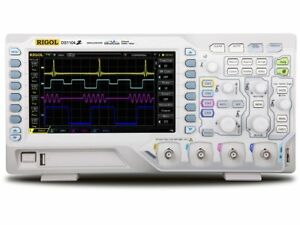 Rigol Ds1104z s Plus 100 Mhz Digital Oscilloscope With 4 Channels