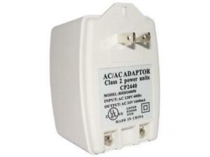 24v40ac 24v Ac 40va Transformer Input 110v 120v 60hz Output 1660ma Ul Listed