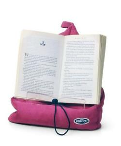 The Book Seat Holder And Travel Pillow Pink