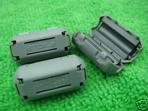 50pc Tdk Zcat1325 0530 Ferrite Filter Clip On 5mm Cable