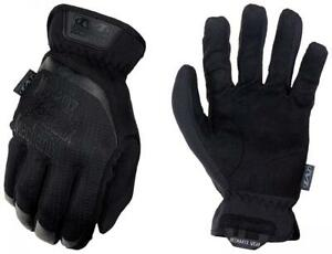 Mechanix Wear Fastfit Covert Tactical Touch Screen Gloves x large Black