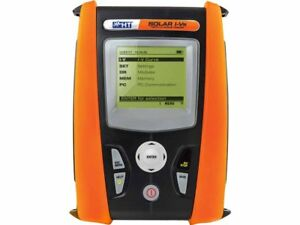 Ht Instruments Solar I ve 1500v Single phase Solar Installation Tester