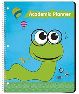 Undated Student Planner For Elementary Kids Assignment Agenda By School
