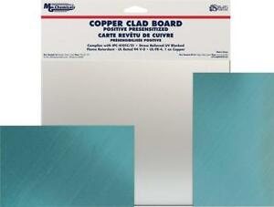 Mg Chemicals Positive Presensitized Copper Clad Board Single Sided 12 X