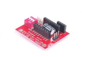 Lm Yn 3d Printer Stepper Motor Driver Control Extension Shield Board For
