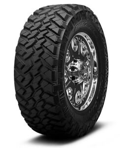 2 New 35x12 5 20 Nitto Trail Grappler M t 121q 12 5r R20 Tires