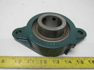 Dodge 124057 1 11 16 Bore 2 Bolt Flange Mount Bearing Unit