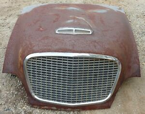 1956 56 Studebaker Golden Flight Power Sky Hawk Front Hood Grille Grill Oem
