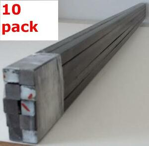 Metal 1 2 Solid Square Bars Hot Rolled Mild Steel Wrought Iron Fabrication Rods