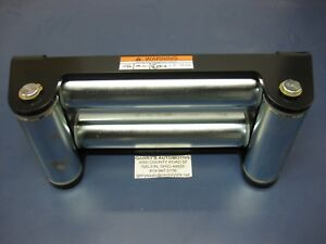 Warn 69394 61956 Roller Fairlead Assembly Cable Winch Replacement M15000 16 5ti