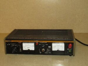 Precision Bk Regulated Dc Power Supply Model 1601