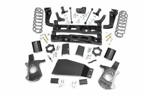 Rough Country 7 5 Lift Kit 07 13 Chevy Suburban 1500 4wd